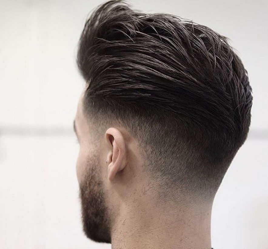 Classic Fade Hairstyle Pictures Photos And Images For Facebook