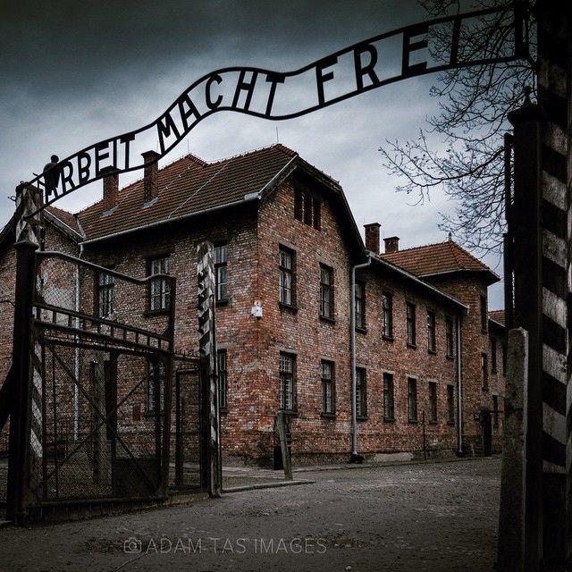 Auschwitz S Holocaust Memorial Quot Arbeit Macht Frei Quot Work