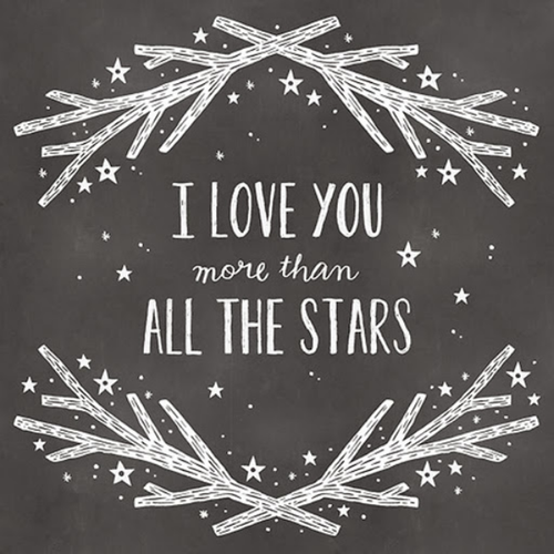 I Love You More Than Quotes: I Love You More Than All The Stars Pictures, Photos, And