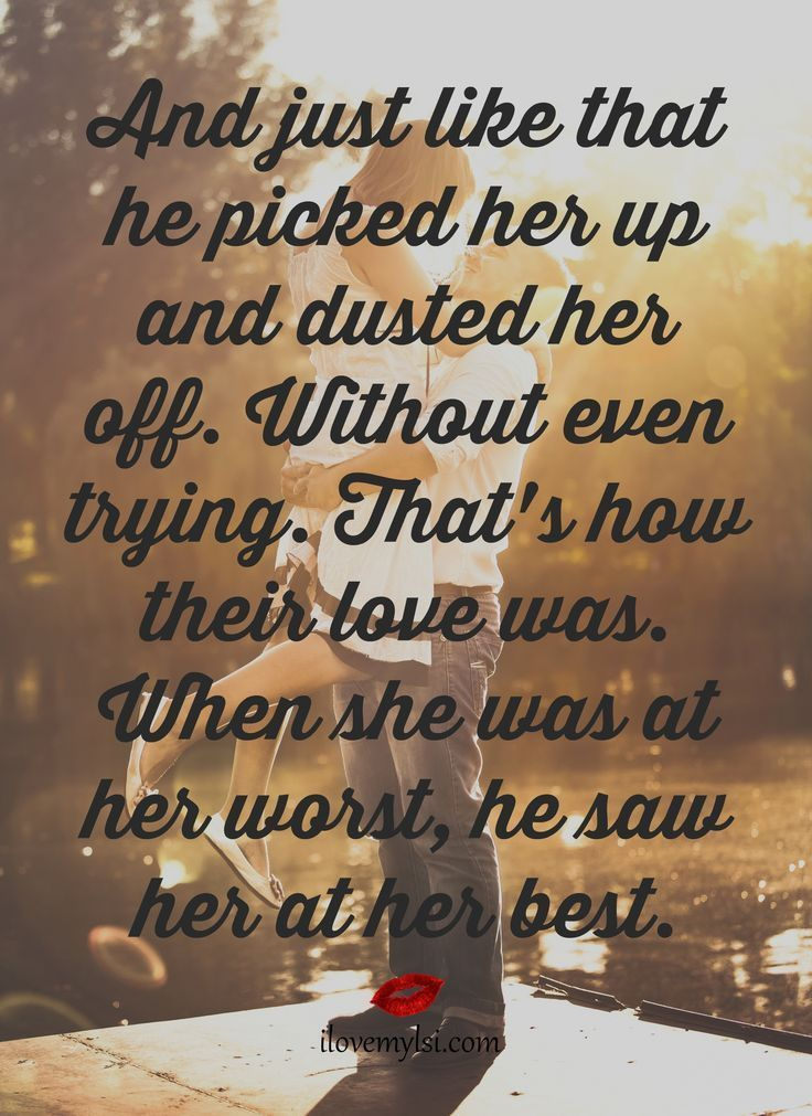 When She Was At Her Worst, He Saw Her At Her Best Pictures ...