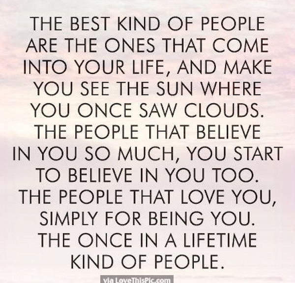 One Of A Kind Friend Quotes: The Best Kind Of People Pictures, Photos, And Images For