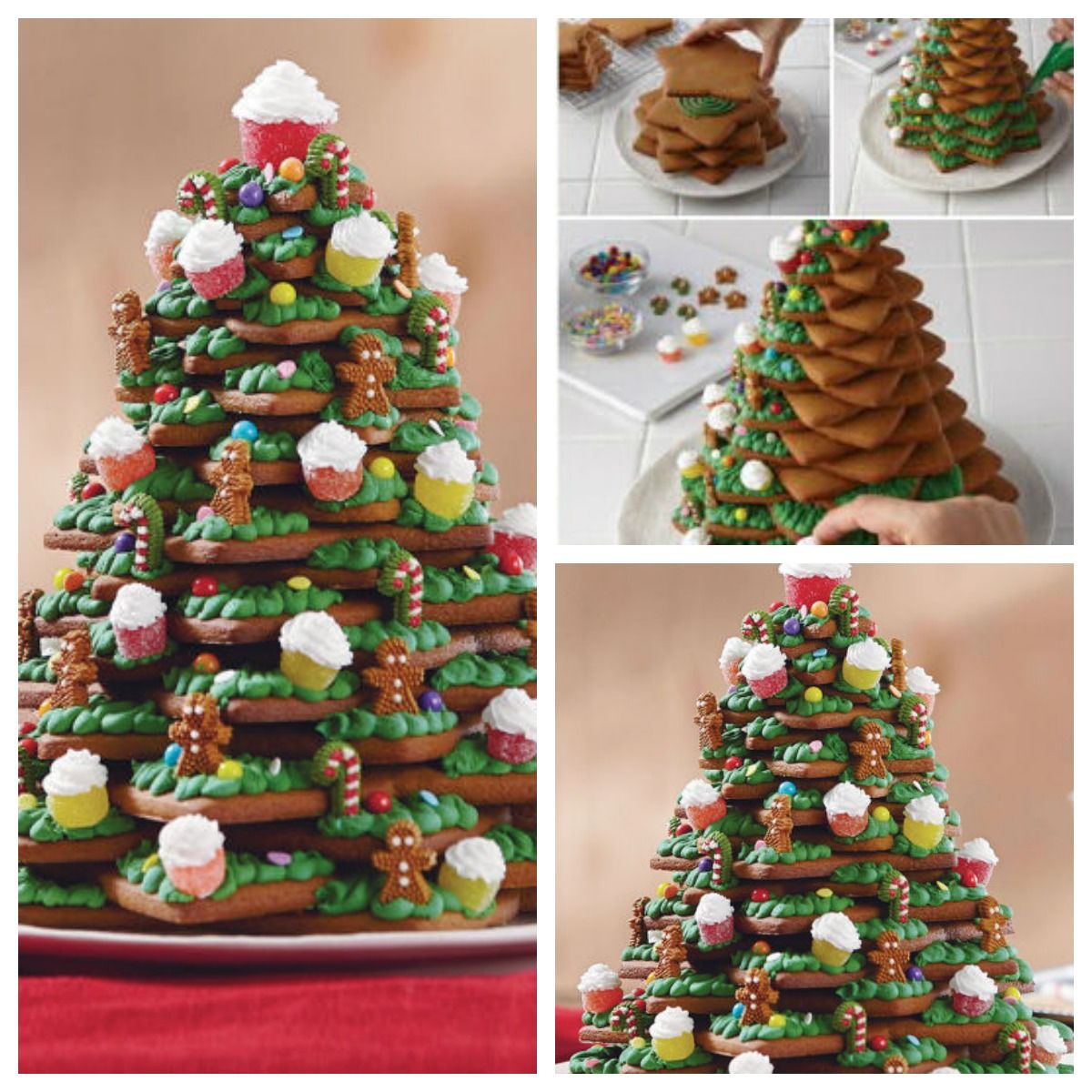 Diy Christmas Tree Cookies Pictures Photos And Images For Facebook