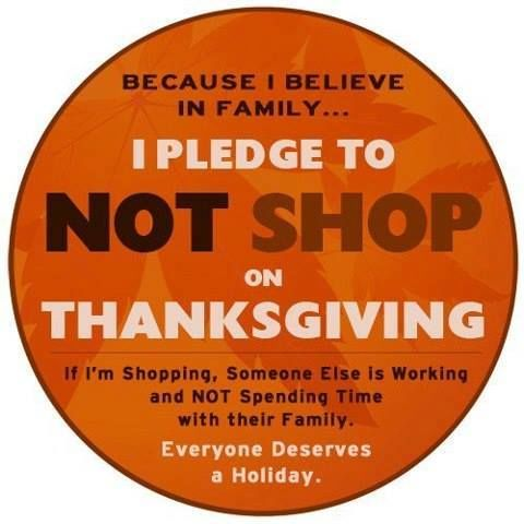 Funny Thanksgiving Quote About Shopping Pictures, Photos ...