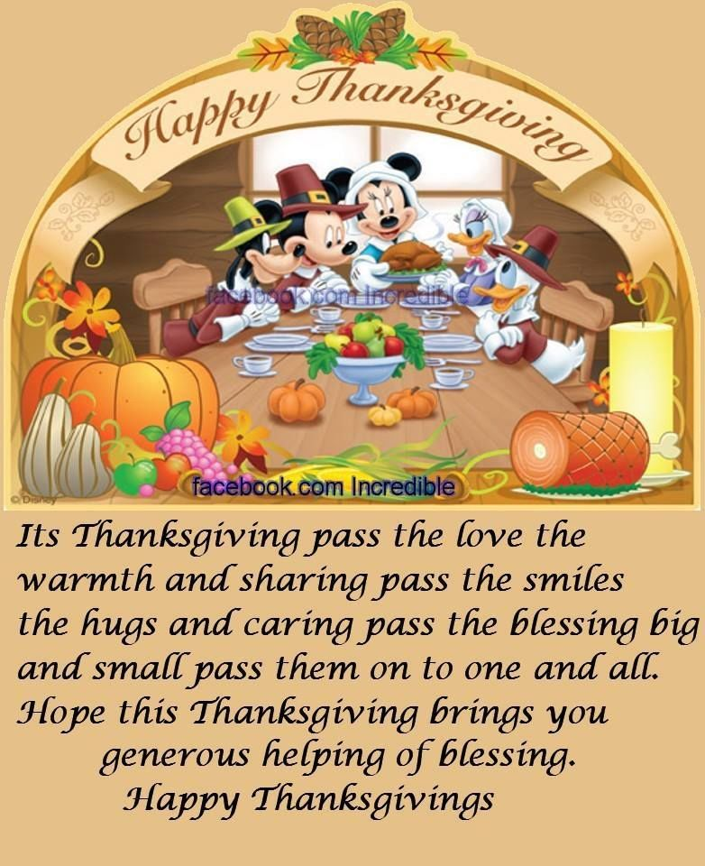 Happy Thanksgiving Quote For Friends And Family Pictures Photos
