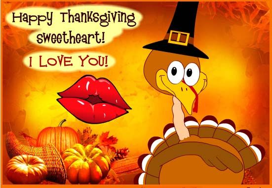 I Love You More Than Quotes: I Love You Happy Thanksgiving Pictures, Photos, And Images