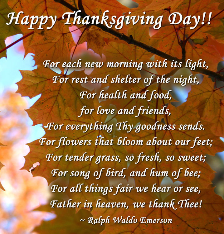 Thanksgiving Day Quotes Happy Thanksgiving Day Quote Pictures, Photos, and Images for  Thanksgiving Day Quotes