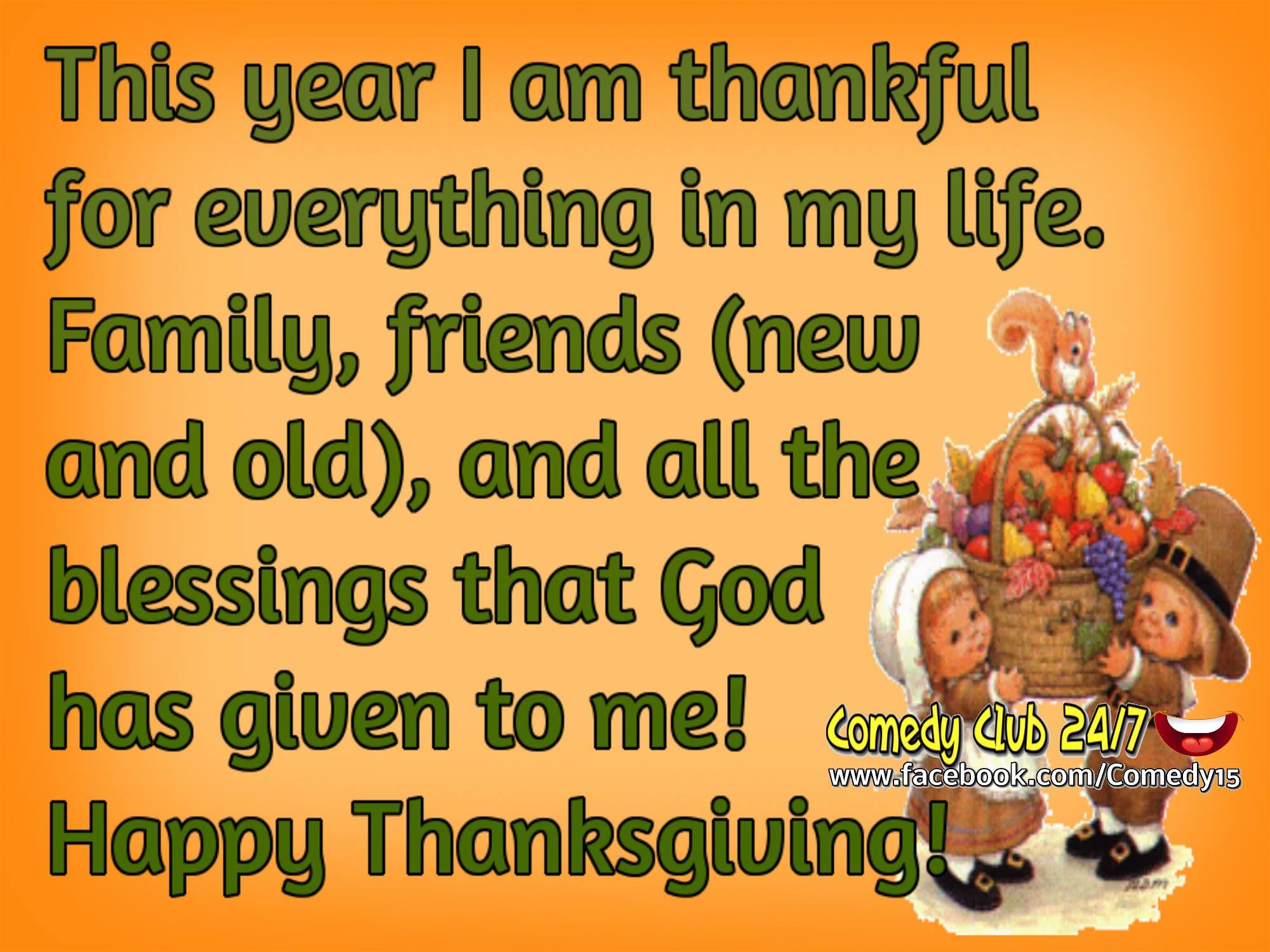 This Year I Am Thankful For Everything Pictures, Photos ...