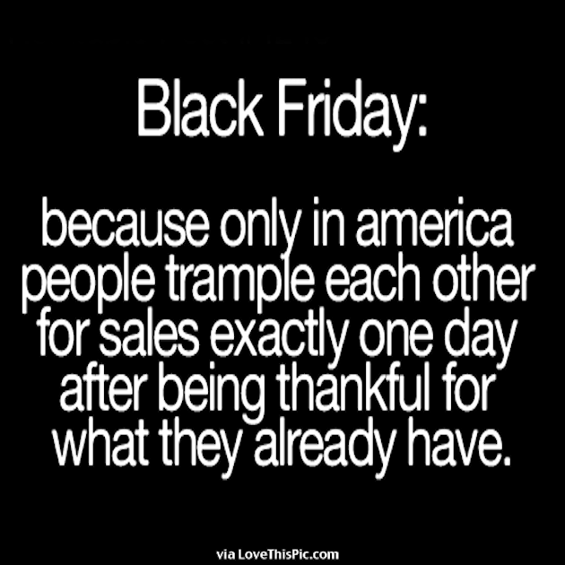 Funny Black Friday Quote Pictures, Photos, and Images for Facebook ...