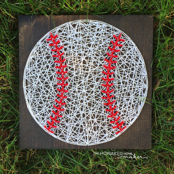 Baseball String Art Pictures Photos And Images For Facebook Tumblr Pinterest And Twitter