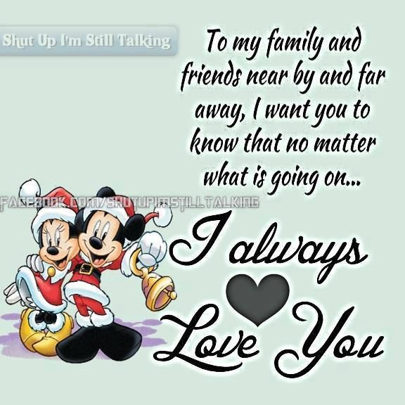 To My Family And Friends I Love You Pictures, Photos, and ...  To My Family An...