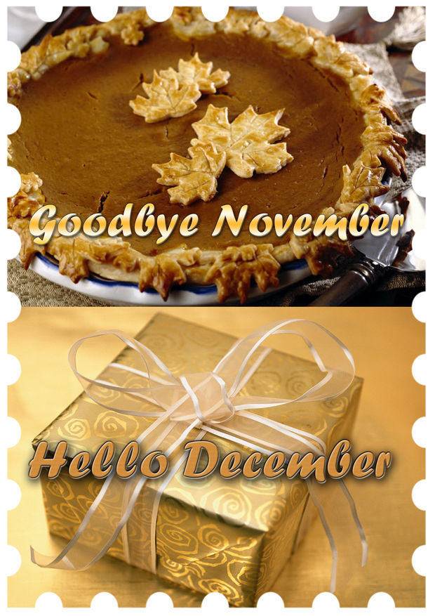 goodbye november hello december pictures photos and