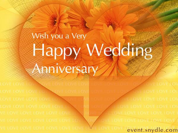 Wish You A Very Hy Wedding Anniversary