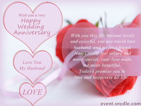 Happy wedding anniversary quote for my husband pictures photos