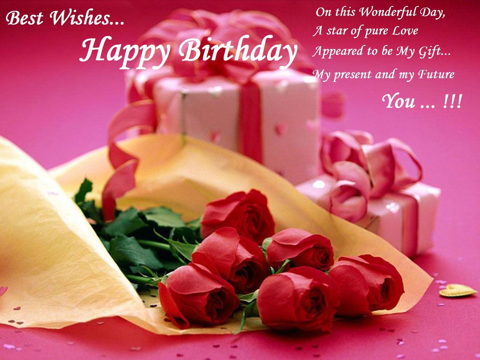 Best Wishes Happy Birthday Pictures Photos And Images For Facebook