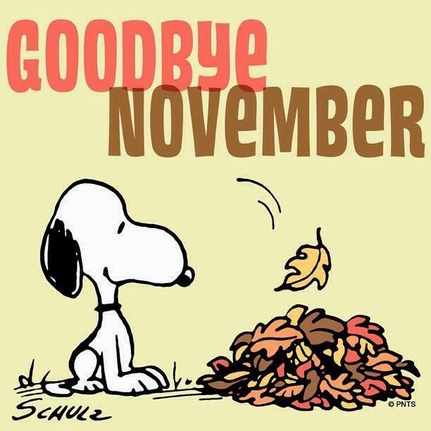 Goodbye November Snoopy Quote Pictures, Photos, and Images for Facebook, Tumb...