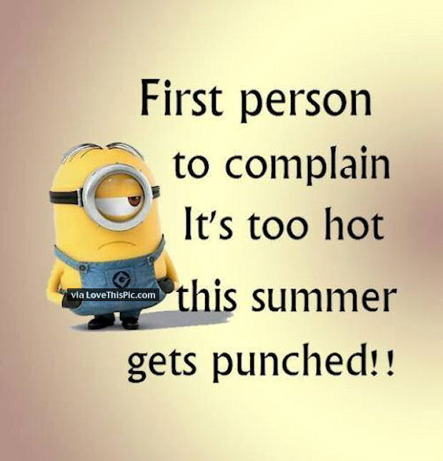 Funny Winter Quotes Funny Minion Winter Quote Pictures, Photos, and Images for  Funny Winter Quotes