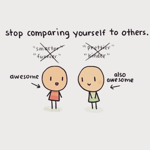 Stop Comparing Yourself To Others Pictures Photos And Images For Facebook Tumblr Pinterest