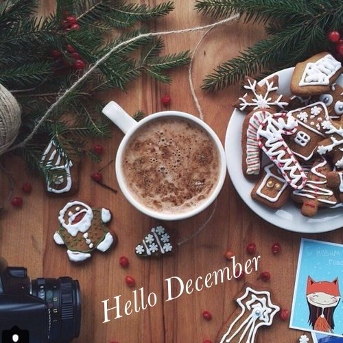 Hello December Christmas Image Pictures, Photos, and ...
