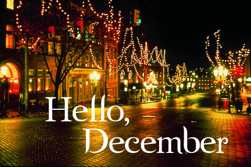 Hello December Christmas Quote Pictures, Photos, and ...