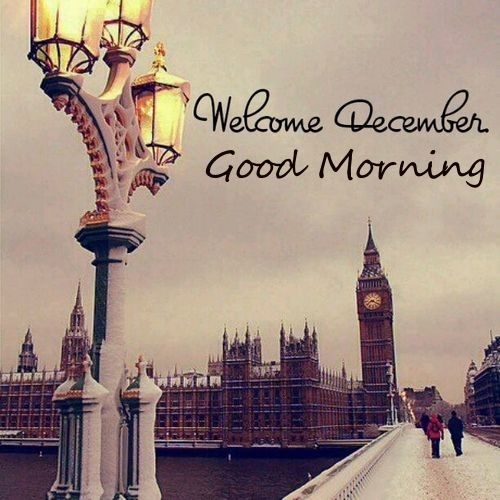 Image result for welcome to december