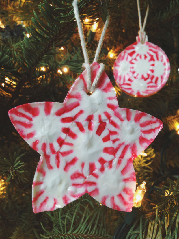 Peppermint Candy Christmas Ornaments Pictures, Photos, and ...