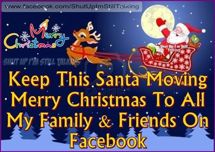 merry christmas keep this santa moving pictures photos and images for facebook