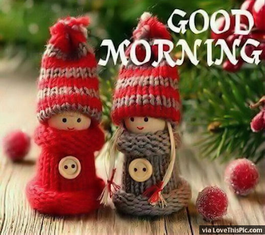 Christmas Good Morning Quotes: Cute Christmas Good Morning Quote Pictures, Photos, And