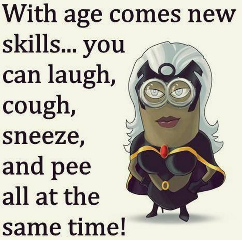 Top 20 Very Funny Birthday Quotes: With Age Funny Minion Quote Pictures, Photos, And Images