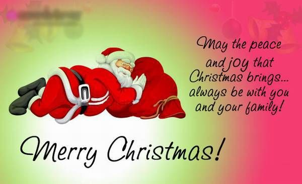 Mery Christmas May Peace And Joy Be With Your Family Pictures ...