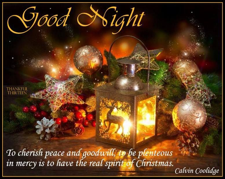 Goodnight Christmas Quote Pictures, Photos, and Images for ...