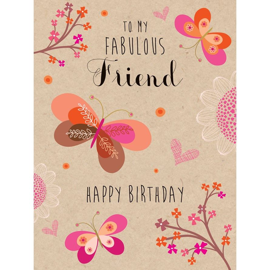 Birthday Quotes For My Female Friend: Happy Birthday To My Friend Quote Pictures, Photos, And