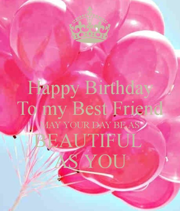 Happy Birthday Quote For Best Friends
