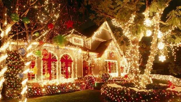 Beautiful christmas lights pictures photos and images