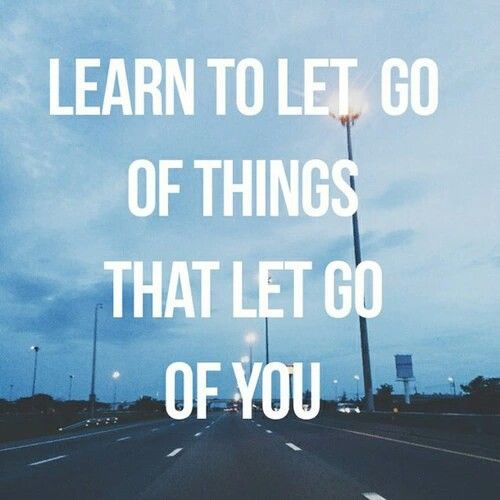 Maybe part of loving is learning to let go   l o v e  &amp- l u s t ...