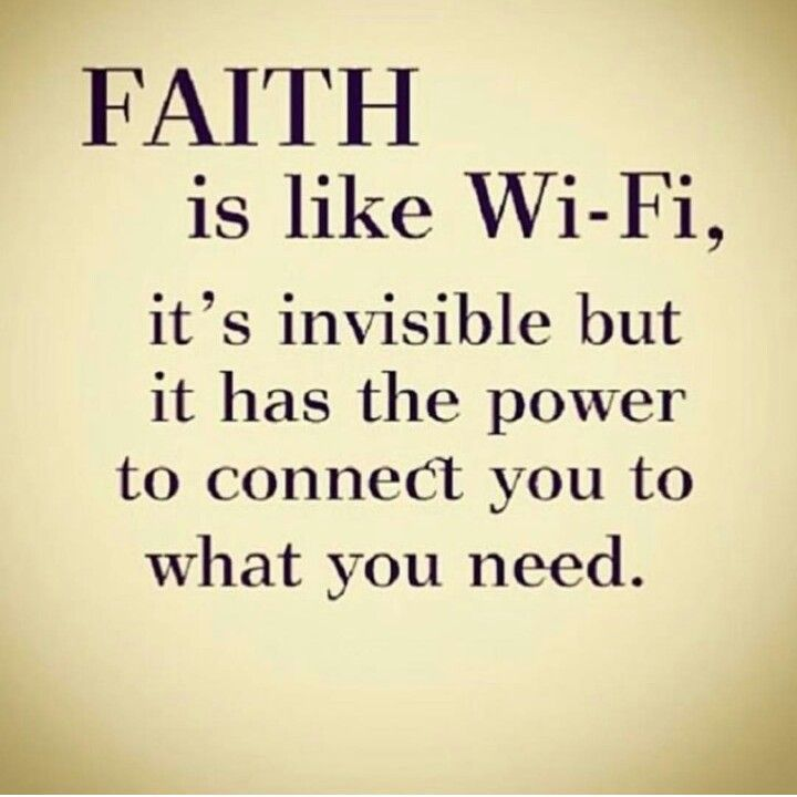 faith is like wifi pictures photos and images for facebook tumblr