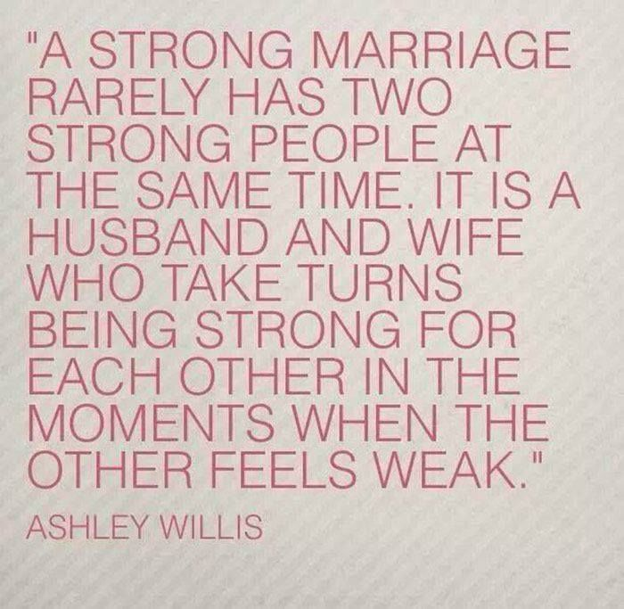 Quote About A Strong Marriage Pictures, Photos, and Images for