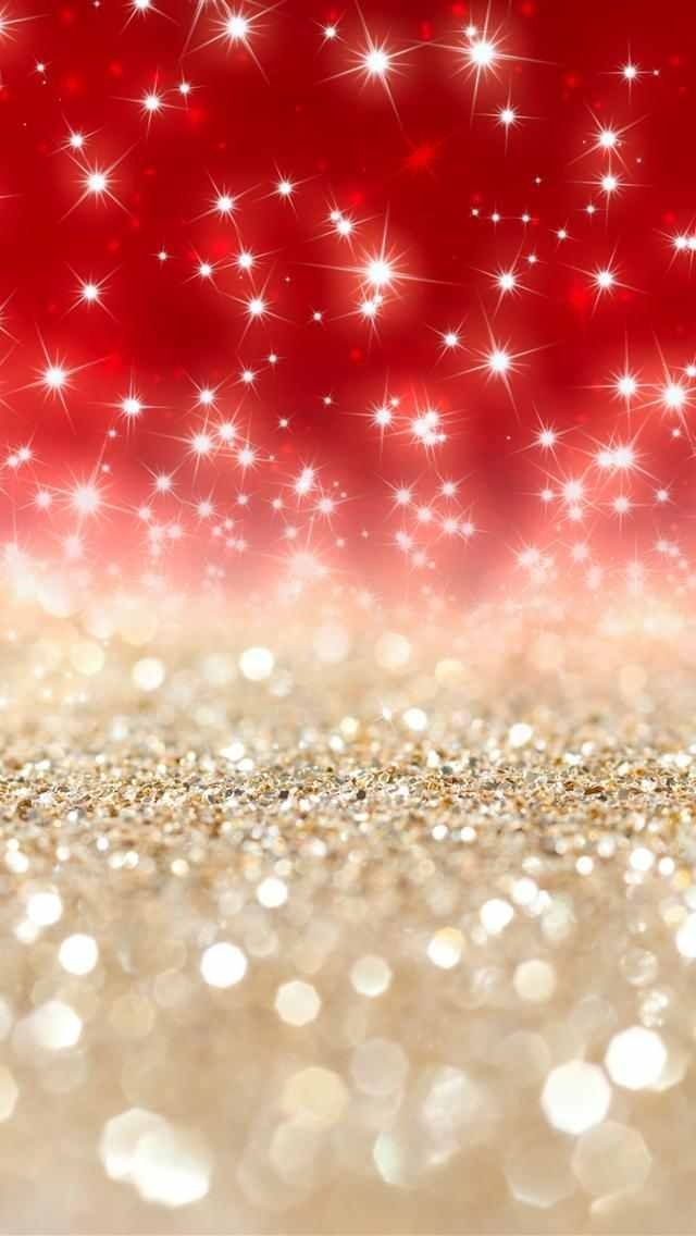 Red shimmer wallpaper pictures photos and images for - Christmas iphone backgrounds tumblr ...