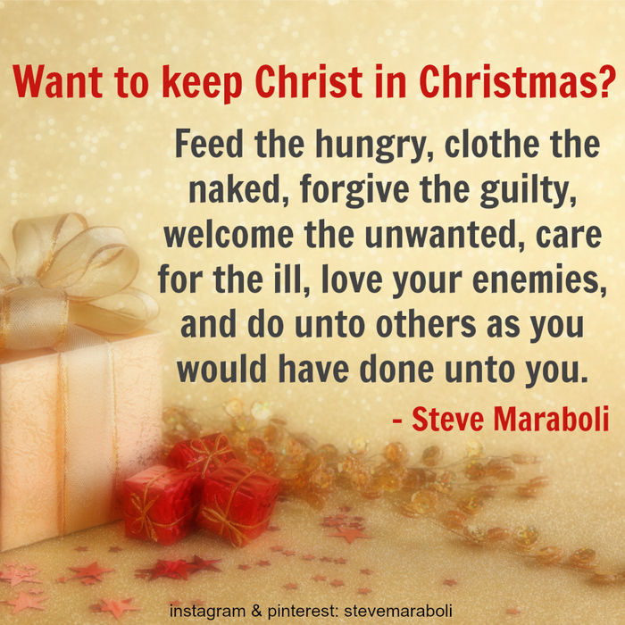 Want To Keep Christ In Christmas Pictures, Photos, and Images for ...