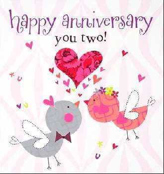 happy anniversary you two pictures photos and images for facebook