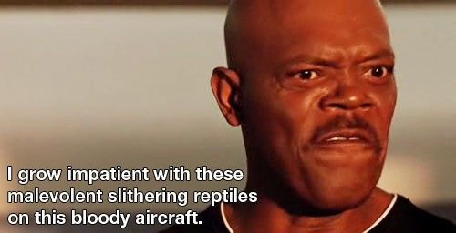 Snakes On The Plane Quote Pictures, Photos, And Images For