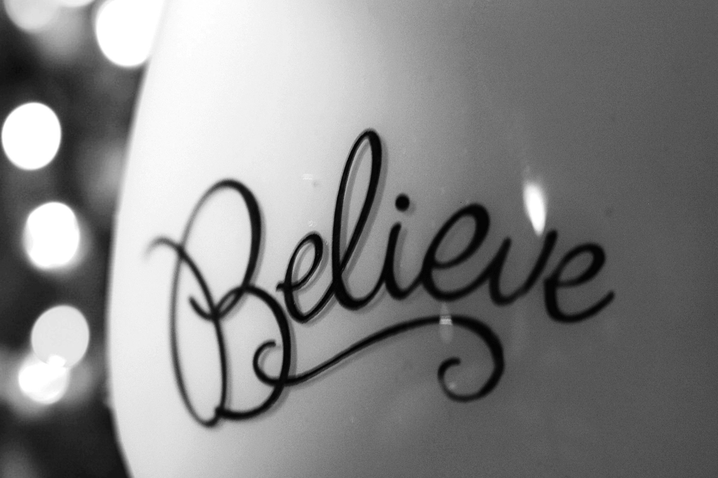 Believe Pictures, Photos, and Images for Facebook, Tumblr ...