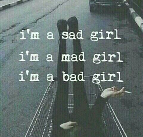 Sad Girl Mad Girl Bad Girl Pictures Photos And Images