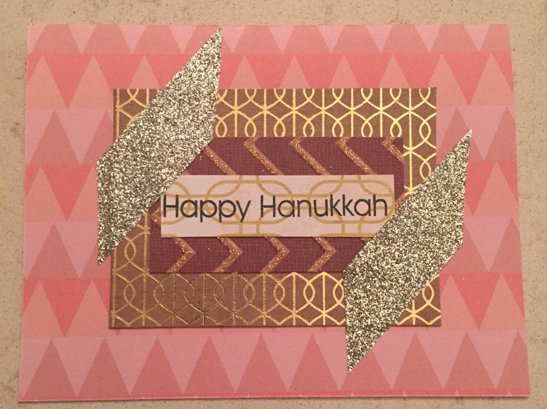 Pretty Happy Hanukkah Card Pictures Photos And Images For Facebook
