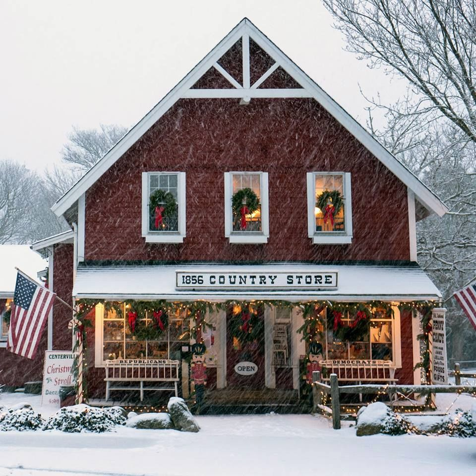 1856 country store at christmas pictures photos and