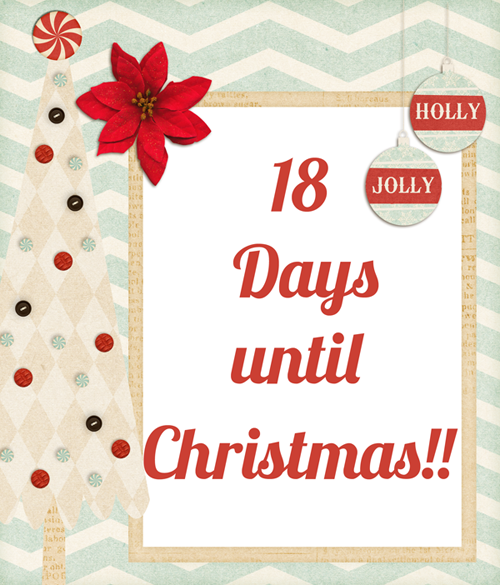 18 Days Until Christmas Pictures, Photos, and Images for Facebook ...