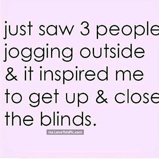 Funny Quote About Exercise Pictures, Photos, And Images