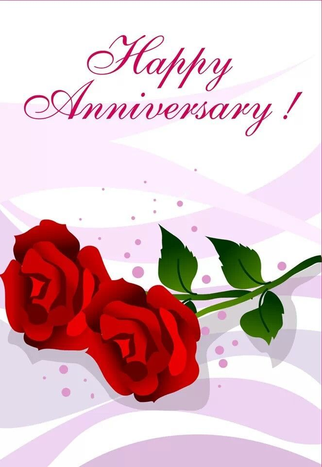 Happy Anniversary Quote With Roses Pictures Photos And
