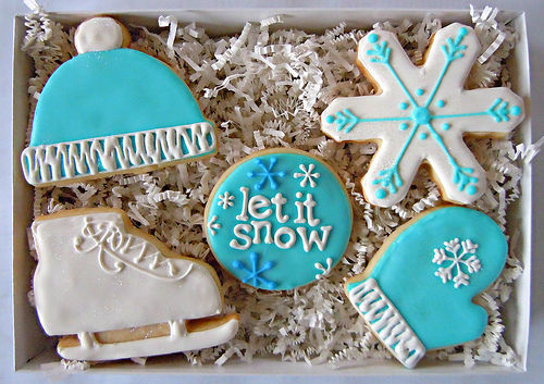 Winter Christmas Cookies Pictures Photos And Images For Facebook Tumblr Pinterest And Twitter