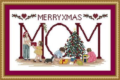merry xmas mom