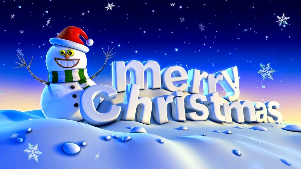 Merry Christmas From The Snowman Pictures, Photos, and Images for ...